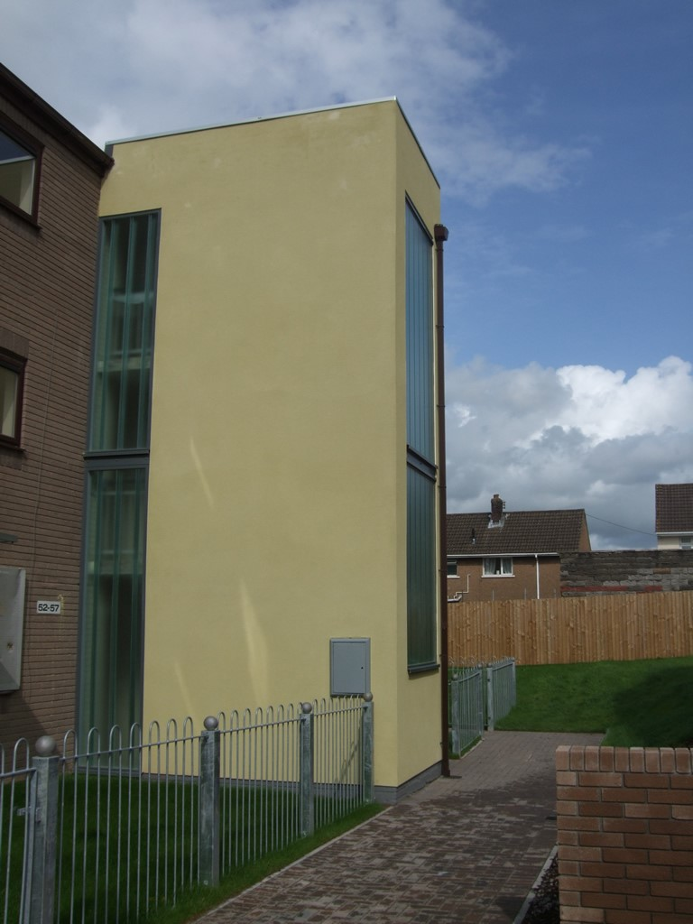 Estate Improvements Bridgend - Arden Kitt Portfolio