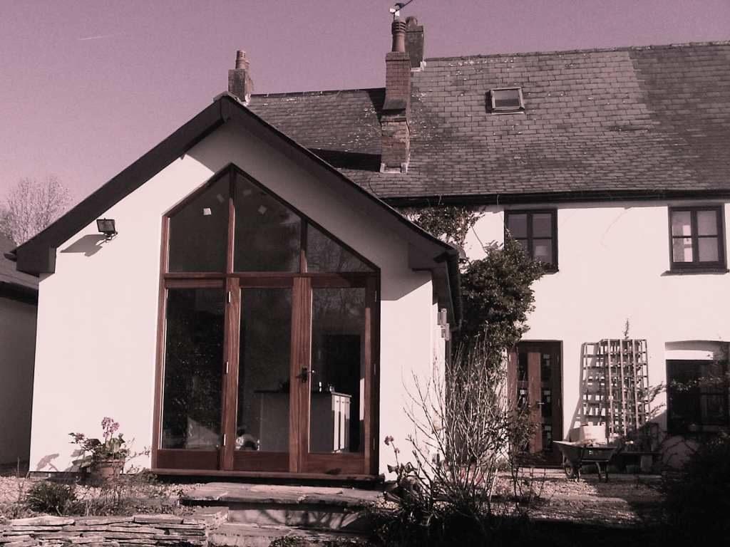 Kitchen Extension Newport - Arden Kitt Portfolio